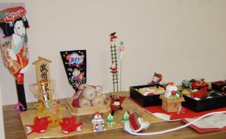 2013年1月 『迎春干支風土記展』
