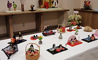 2013年3月 『創作和紙人形三人展』