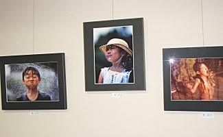 2013年4月 『暇な爺さんの三人展』